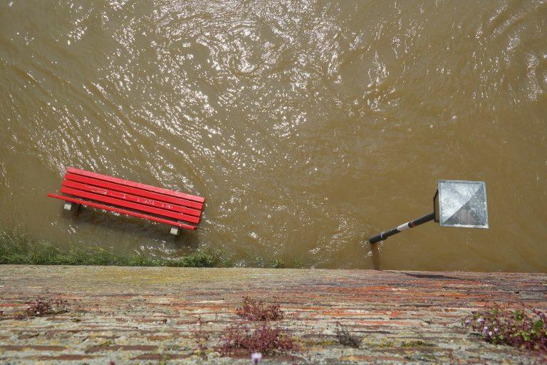 lestage inondations et intempéries